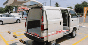 Bán Suzuki tải Blind Van mới chạy giờ cấm 24/24 giá 293 triệu tại Tp.HCM