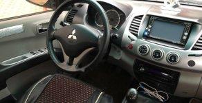 Cần bán xe Mitsubishi Triton sản xuất 2009, màu đen, nhập khẩu số sàn, giá tốt giá 305 triệu tại Hà Nội