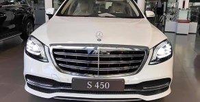 Giảm ngay 200 triệu - Khi mua Mercedes-Benz S450 đời 2019, màu trắng giá 4 tỷ 99 tr tại Hà Nội