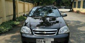 Bán xe Chevrolet Lacetti 2011, màu đen, giá tốt giá 230 triệu tại Thái Nguyên