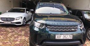 Bán LandRover Discovery SE đời 2017, màu xanh lam, nhập khẩu nguyên chiếc giá 3 tỷ 380 tr tại Hà Nội