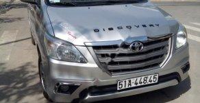 Bán Toyota Innova sản xuất 2012, màu bạc ít sử dụng giá 361 triệu tại Đồng Nai