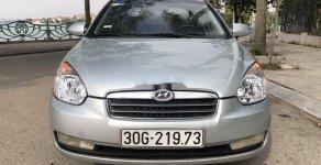 Bán ô tô Hyundai Verna năm 2009, màu bạc, nhập khẩu chính chủ, giá chỉ 229 triệu giá 229 triệu tại Hà Nội