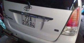 Cần bán Toyota Innova G 2010, màu trắng chính chủ giá 295 triệu tại BR-Vũng Tàu