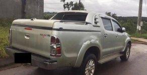 Bán ô tô Toyota Hilux 3.0G 4x4 MT sản xuất năm 2013, màu bạc, xe nhập, 450 triệu giá 450 triệu tại Kon Tum