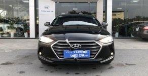 Cần bán lại xe Hyundai Elantra sản xuất năm 2018, màu đen như mới, giá tốt giá 595 triệu tại Hà Nội