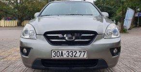 Bán ô tô Kia Carens sản xuất năm 2010, màu xám số tự động, giá tốt giá 290 triệu tại Hà Nội