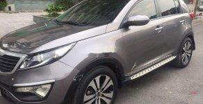 Cần bán Kia Sportage sản xuất 2010, màu xám, nhập khẩu, chính chủ giá 456 triệu tại Hà Nội