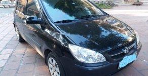 Bán xe Hyundai Getz năm sản xuất 2009, màu đen, nhập khẩu nguyên chiếc giá 159 triệu tại Hà Nội