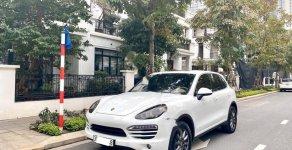 Bán Porsche Cayenne đời 2015, màu trắng, xe nhập giá 2 tỷ 580 tr tại Hà Nội
