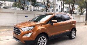 Cần bán xe Ford EcoSport năm 2019, màu nâu như mới giá cạnh tranh giá 630 triệu tại Hà Nội