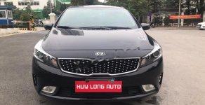 Bán Kia Cerato năm sản xuất 2018, màu đen, giá chỉ 620 triệu giá 620 triệu tại Hà Nội