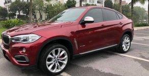 Bán xe BMW X6 sản xuất năm 2015, màu đỏ, xe nhập chính chủ giá 2 tỷ 150 tr tại Hà Nội
