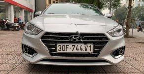 Bán Hyundai Accent 1.4 MT đời 2018, màu bạc số sàn giá 455 triệu tại Hà Nội