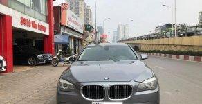 Bán BMW 7 Series 750Li năm sản xuất 2010, màu xám, nhập khẩu giá 980 triệu tại Hà Nội
