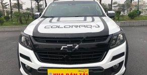 Bán Chevrolet Colorado năm 2016, màu trắng, xe nhập giá 589 triệu tại Hà Nội