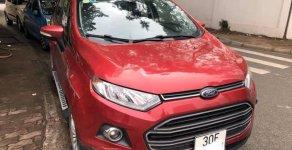 Bán xe Ford EcoSport 2016, màu đỏ chính chủ giá 490 triệu tại Hà Nội