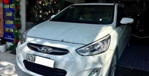 Bán xe Hyundai Accent sản xuất năm 2014, màu trắng như mới, giá chỉ 429 triệu giá 429 triệu tại Đà Nẵng