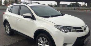 Cần bán xe Toyota RAV4 năm sản xuất 2013, màu bạc, nhập khẩu chính chủ giá 1 tỷ 80 tr tại Hà Nội
