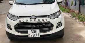 Bán xe Ford EcoSport Titanium 1.5L AT năm sản xuất 2017, màu trắng giá 500 triệu tại Hà Nội
