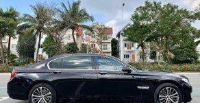 Bán BMW 7 Series 730Li đời 2014, màu đen, nhập khẩu nguyên chiếc giá 1 tỷ 485 tr tại Hà Nội
