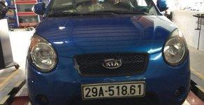 Bán Kia Morning đời 2008, màu xanh lam, xe nhập xe gia đình giá cạnh tranh giá 195 triệu tại Hà Nội