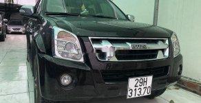 Cần bán lại xe Isuzu Dmax đời 2007, màu đen, nhập khẩu nguyên chiếc giá 235 triệu tại Hà Nội