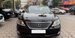 Cần bán Lexus LS 460 sản xuất năm 2008, màu đen, xe nhập giá 1 tỷ 50 tr tại Hà Nội