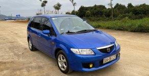 Cần bán Mazda Premacy năm sản xuất 2002, màu xanh lam như mới giá cạnh tranh giá 169 triệu tại Hà Nội