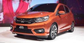 Giảm trực tiếp tiền mặt khi mua chiếc xe Honda Brio G, sản xuất 2020, giao xe nhanh toàn quốc giá 408 triệu tại Hà Nội