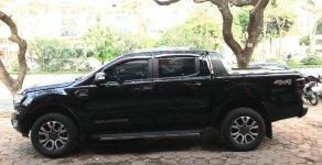 Bán Ford Ranger Wildtrak 3.2L 4x4 AT năm 2018, màu đen, xe nhập giá 875 triệu tại Hà Nội