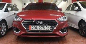 Cần bán Hyundai Accent năm 2018, màu đỏ giá 488 triệu tại Thái Nguyên