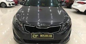 Bán Kia Optima 2.0 AT đời 2012, màu xanh lam, nhập khẩu   giá 595 triệu tại Hải Phòng