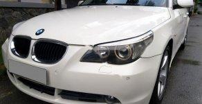 Bán BMW 5 Series 525i sản xuất 2003, màu trắng, nhập khẩu nguyên chiếc, 255 triệu giá 255 triệu tại Tp.HCM