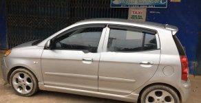 Cần bán Kia Morning sản xuất 2007, màu bạc, 200tr giá 200 triệu tại Thái Nguyên