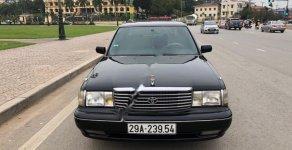 Cần bán lại xe Toyota Crown đời 1993, màu đen, nhập khẩu nguyên chiếc số tự động, 325tr giá 325 triệu tại Yên Bái