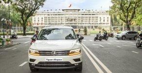 Cần bán Volkswagen Tiguan năm sản xuất 2018, màu trắng, xe nhập giá 1 tỷ 729 tr tại Tp.HCM