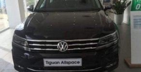 Cần bán Volkswagen Tiguan sản xuất năm 2019, màu đen, nhập khẩu nguyên chiếc giá 1 tỷ 729 tr tại Tp.HCM
