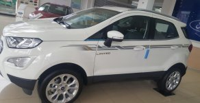 Bán ô tô Ford EcoSport 1.5MT đời 2020, màu trắng, giá cạnh tranh giá 500 triệu tại Hà Nội