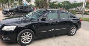 Cần bán lại xe Toyota Camry đời 2008, màu đen chính chủ giá 425 triệu tại Hải Phòng