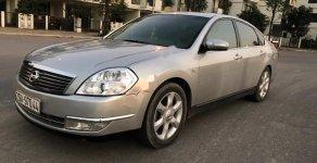 Bán ô tô Nissan Teana năm sản xuất 2008, màu bạc, nhập khẩu nguyên chiếc, giá 325tr giá 325 triệu tại Hà Nội