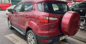 Cần bán Ford EcoSport Titanium năm 2016, màu đỏ, 492tr giá 492 triệu tại Hà Nội