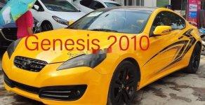 Bán Hyundai Genesis đời 2011, màu vàng, nhập khẩu giá 4 tỷ 690 tr tại Hà Nội