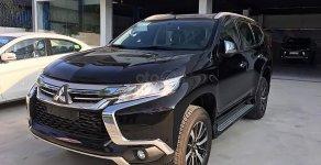 Khuyến mại về giá + Hỗ trợ trả góp: Khi mua xe Mitsubishi Pajero Sport 4x2 AT năm sản xuất 2019, màu đen giá 900 triệu tại Nghệ An