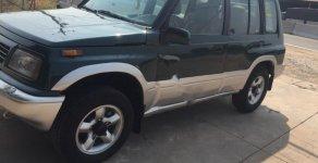 Cần bán xe Suzuki Vitara JLX sản xuất 2005, màu xanh lam giá 131 triệu tại Bình Dương