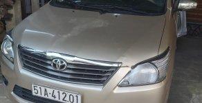 Bán xe Toyota Innova 2.0E năm 2012, màu kem (be) giá 410 triệu tại Tp.HCM