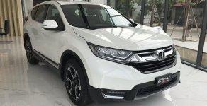 Honda ô tô Long Biên - Giảm giá sâu: Khi mua Honda CR V G đời 2020, màu trắng, nhập khẩu giá 983 triệu tại Hà Nội