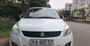 Cần bán xe Suzuki Swift đời 2015, màu trắng ngọc trai giá 418 triệu tại Hà Nội