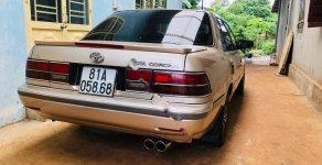 Bán Toyota Corona 1.6 MT năm 1991, màu vàng, xe nhập, giá tốt giá 98 triệu tại Gia Lai