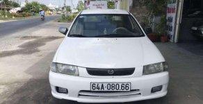 Bán ô tô Mazda 323 năm 2000, màu trắng, giá 89tr giá 89 triệu tại Bình Dương